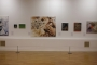Large and small paintings at Huddersfield Art Gallery, 2014