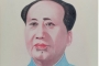 Gao Junyi, Untitled, Chairman Mao 1, Coloured Pencil on Paper, 53 x 38 cm, 2015