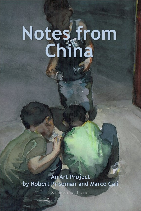 Notes from China cover